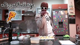 Pizza in His Pocket Challenge | Rashid Bhikha