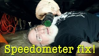 homepage tile video photo for How to repair the speedometer in the Boosted Miata - NB