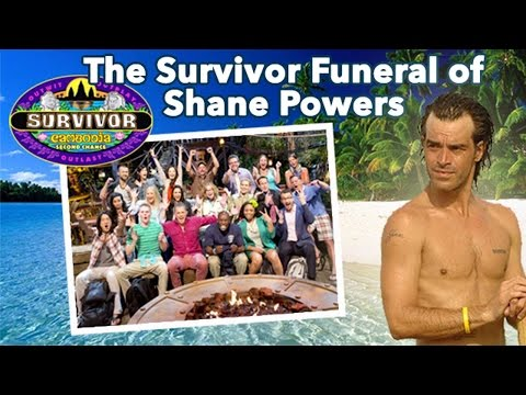 The Survivor Funeral of Shane Powers