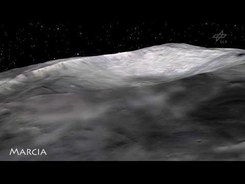 Abschied von Asteroid Vesta