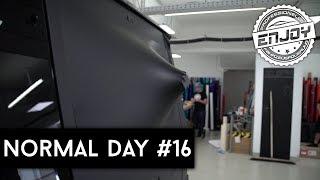 Normal Day by Enjoy Fahrzeugfolierung #16