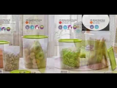TUPPERWARE REGULER NOVEMBER 2014 - APRIL 2015