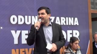 Gambar cover ak parti eskişehir milletvekili salih koca nevzat önder'in seçim bürosu açılışına katıldı