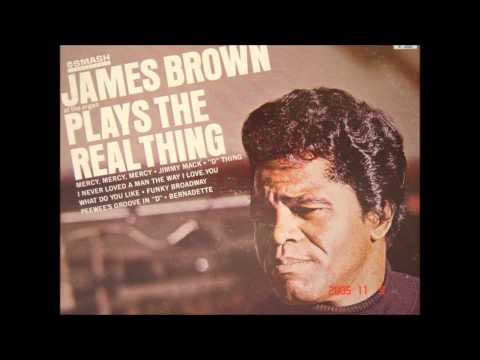 James Brown- Give It Up Or Turn It a Loose