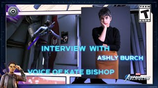 Marvel's Avengers - Interview with Ashly Burch