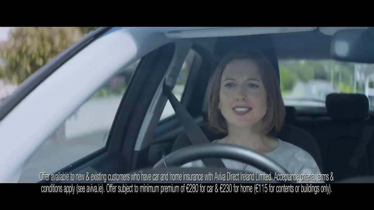 Aviva Car Insurance ad 2018 - Irish mammy - YouTube
