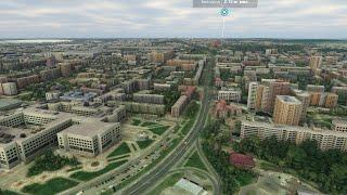 Стрим Microsoft Flight Simulator 2020 - Белгород