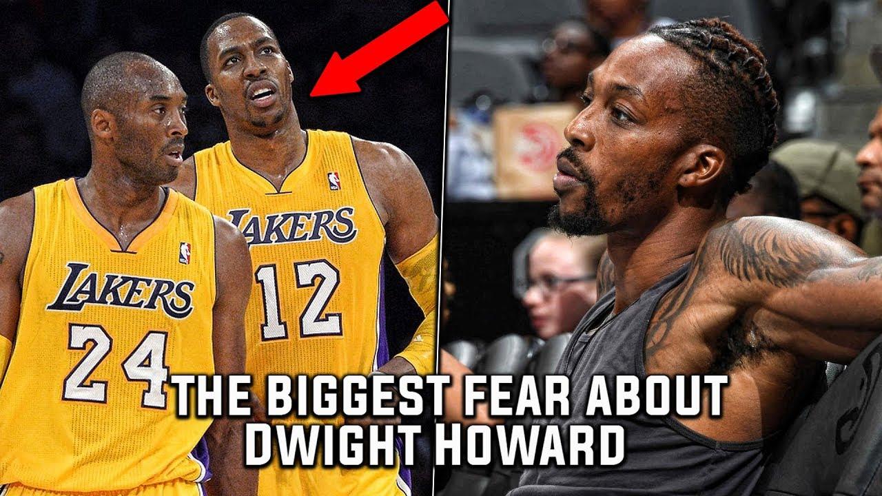Dwight Howard Wears Kobe Sneakers, No. 24 for Superman Slam ...