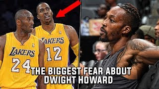The BIGGEST FEAR about Dwight Howard Next Season!