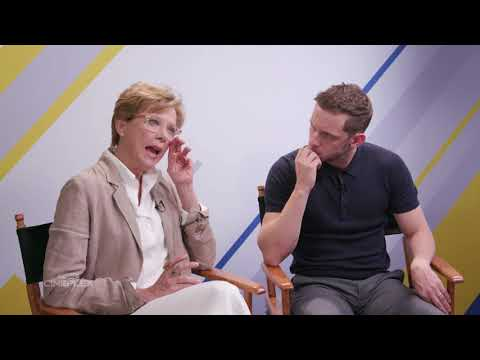Annette Bening, Jamie Bell and Paul McGuigan on Film Stars Don't Die in Liverpool