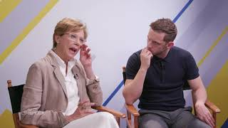 Annette Bening, Jamie Bell and Paul McGuigan on Film Stars Don