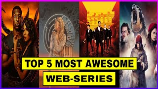 TOP 5 Most AWESOME Web-Series On Disney+Hotstar ( Must Watch WEB-SERIES On HOTSTAR )