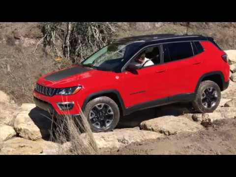 off road 2017 jeep compass youtube. Black Bedroom Furniture Sets. Home Design Ideas