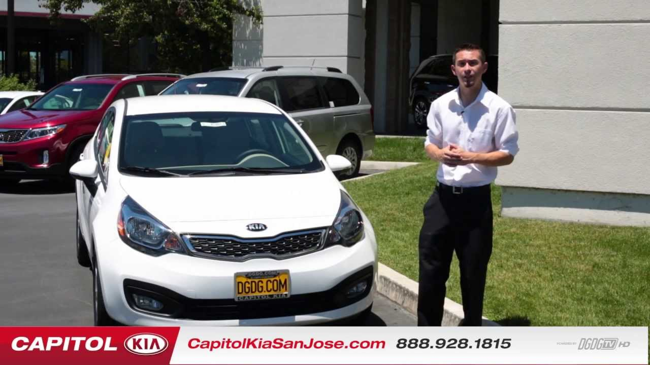 2013 Kia Rio Model Line Video | Capitol Kia | DGDG.COM | San Jose, CA