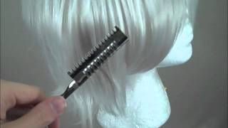 Tutorial: Using a Hair Shaping Razor