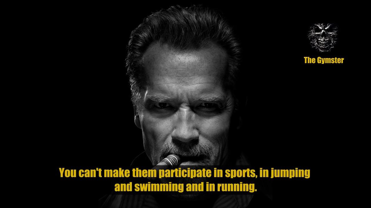 Arnold Schwarzenegger Motivational Speech 6 Rules To Success