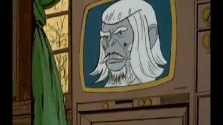 003 Part 1 Planet of the Apes Cartoon Lagoon of Peril  Episode 003