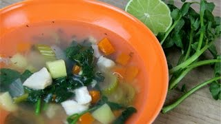Fish Soup Recipe - Chris De La Rosa