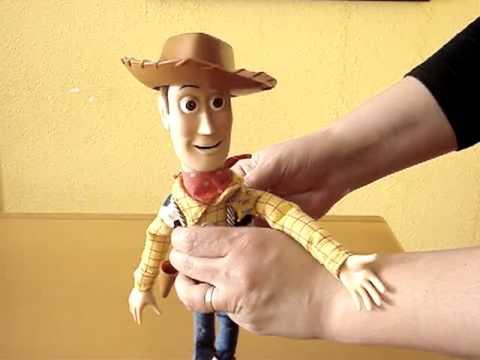 85f58e4c0 Woody General con voz Toy Story, de Hasbro by tonimarante
