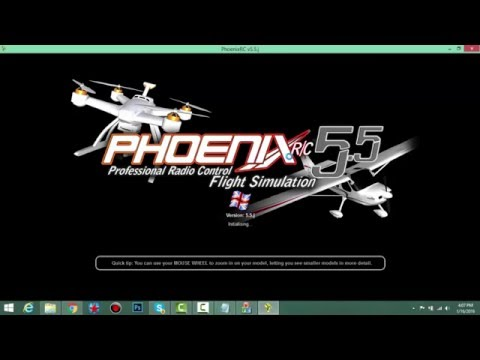 Phoenix Rc Simulator Install