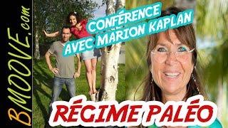 Régime Paléo : conférence avec Marion KAPLAN - Bande Annonce