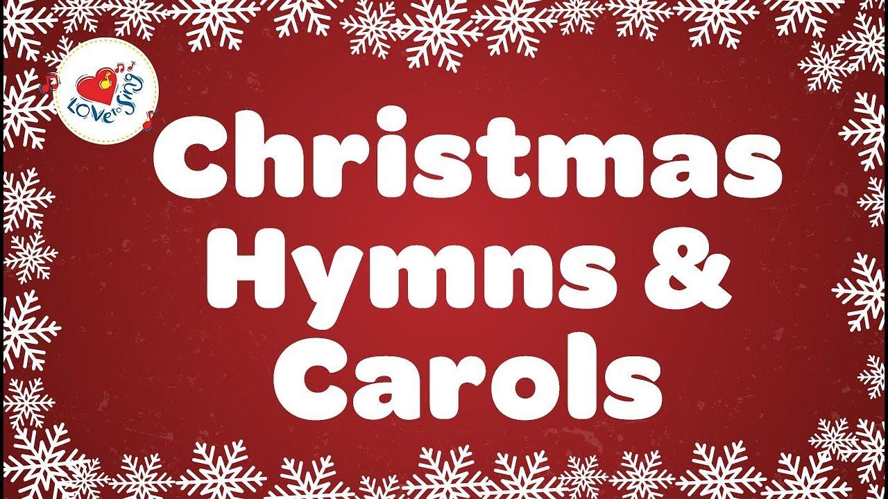 Christmas Hymns And Carols Playlist Best 32 Christmas