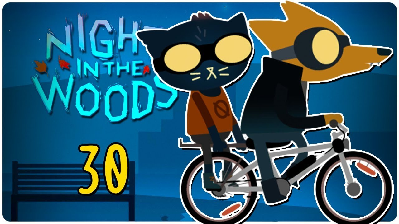 Night in the Woods: Weird Autumn Edition free Download