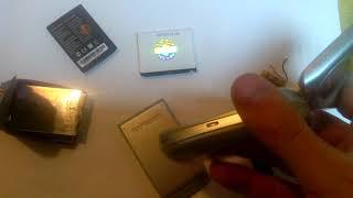 восстановление аккумулятора старого телефон Самсунг