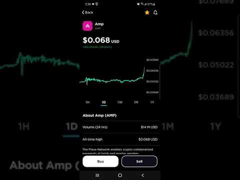Top crypto today!!! We did It AMP crypto to new highs!!! Amp crypto & crypto news 2021!!📈🚀