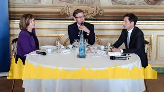 Européennes : réécoutez l'unique débat Loiseau - Bellamy