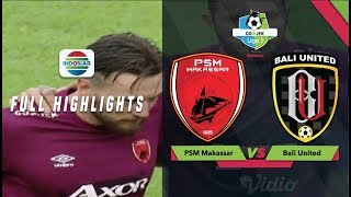 Download Video PSM MAKASSAR (4) vs (0) BALI UNITED - Full Highlight - GoJek Liga 1 bersama Bukalapak MP3 3GP MP4
