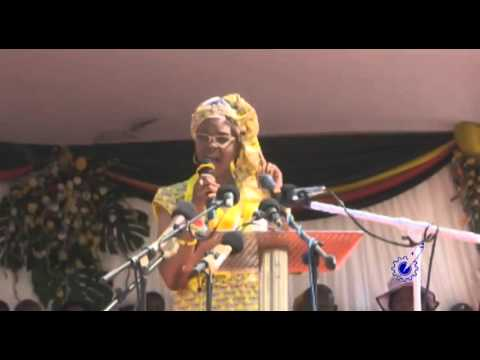 Amai Mugabe in Chimanimani