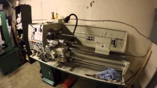 grizzly mill g0755 and lathe g4003g
