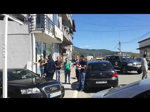 Kosovska Mitrovica: Napad na novinarke i ometanje kolone 3
