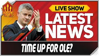 SOLSKJAER OUT? Man Utd News Now