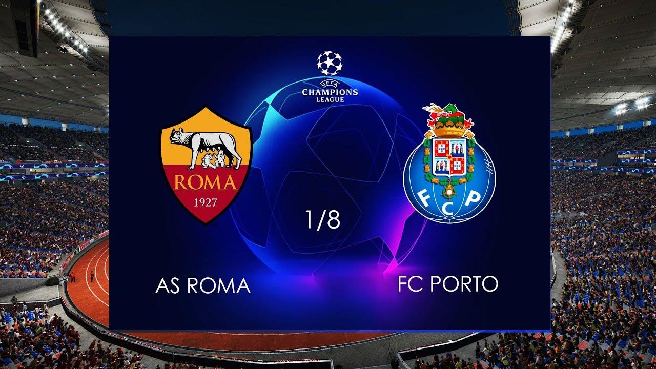 مشاهدة مباراة روما وبورتو بث مباشر بتاريخ 12-02-2019 دوري أبطال أوروبا