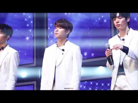 171026 인투잇(IN2IT) 데뷔 쇼케이스 Tomorrow - 지안 Focus
