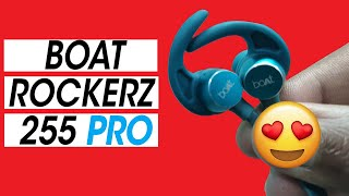 Boat rockerz 255 Pro Unbxoing and Review in Tamil