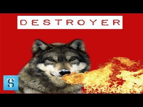 MrLonely Wolf - Destroyer (Video)