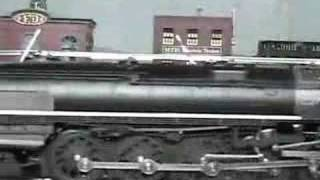 mth premier nyc niagara 4 8 4 o gauge steam locomotive