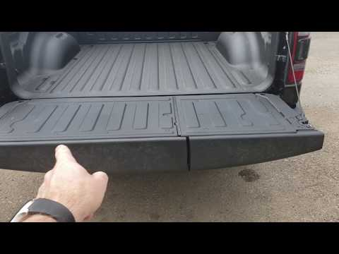 The New Multi Function Ram Tailgate for 2020 is Awesome