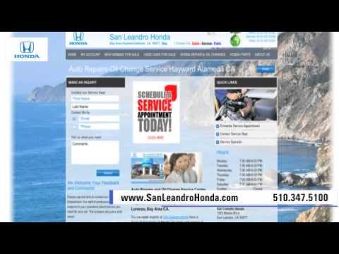 San Leandro Honda   Honda Dealer   San Francisco, CA