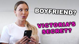 Q&A (NEW Boyfriend? Victoria's Secret? Life update!)
