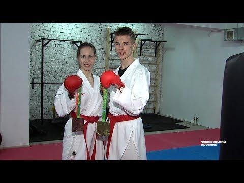 Чернівецький Промінь: Чернівчанин став Чемпіоном Європи з карате