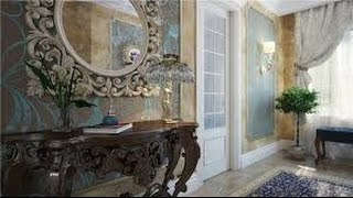 строгий дизайн интерьера квартиры 130 кв м  в английском стиле+сюрприз(Дизайн интерьера выполнен в строгом английском стиле, но в этой квартире Вас ждет сюрприз! Дизайн спальни..., 2014-10-13T21:27:20.000Z)