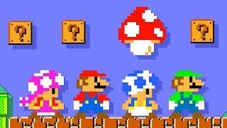 Super Mario Maker 2 - Online Versus Mode #14 (4 Player Matches)