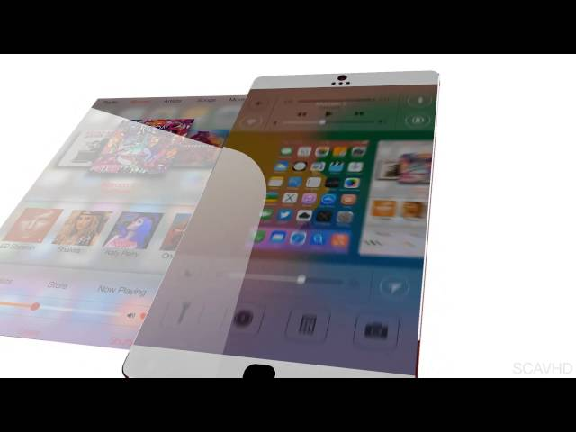 Iphone Phablet Concept