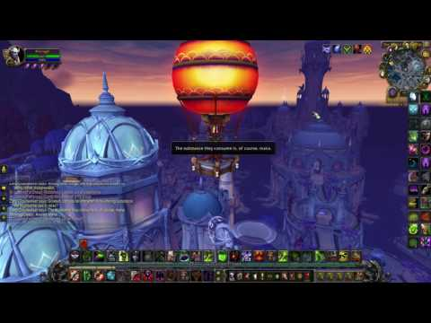 Spring Balloon Festival Guide - NEW HOLIDAY World of Warcraft