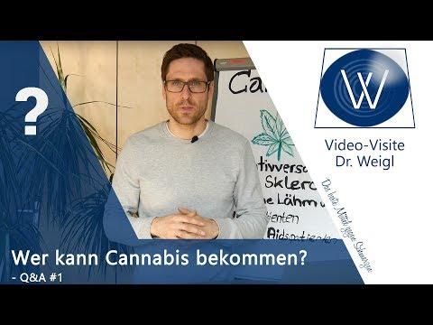 """Q&A #1 """"Cannabis als Medizin auf Rezept"""" // Cannabis: Fragen, Diskussion, Kontroverse - Ich antworte"""