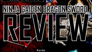 Ninja Gaiden Dragon Sword review